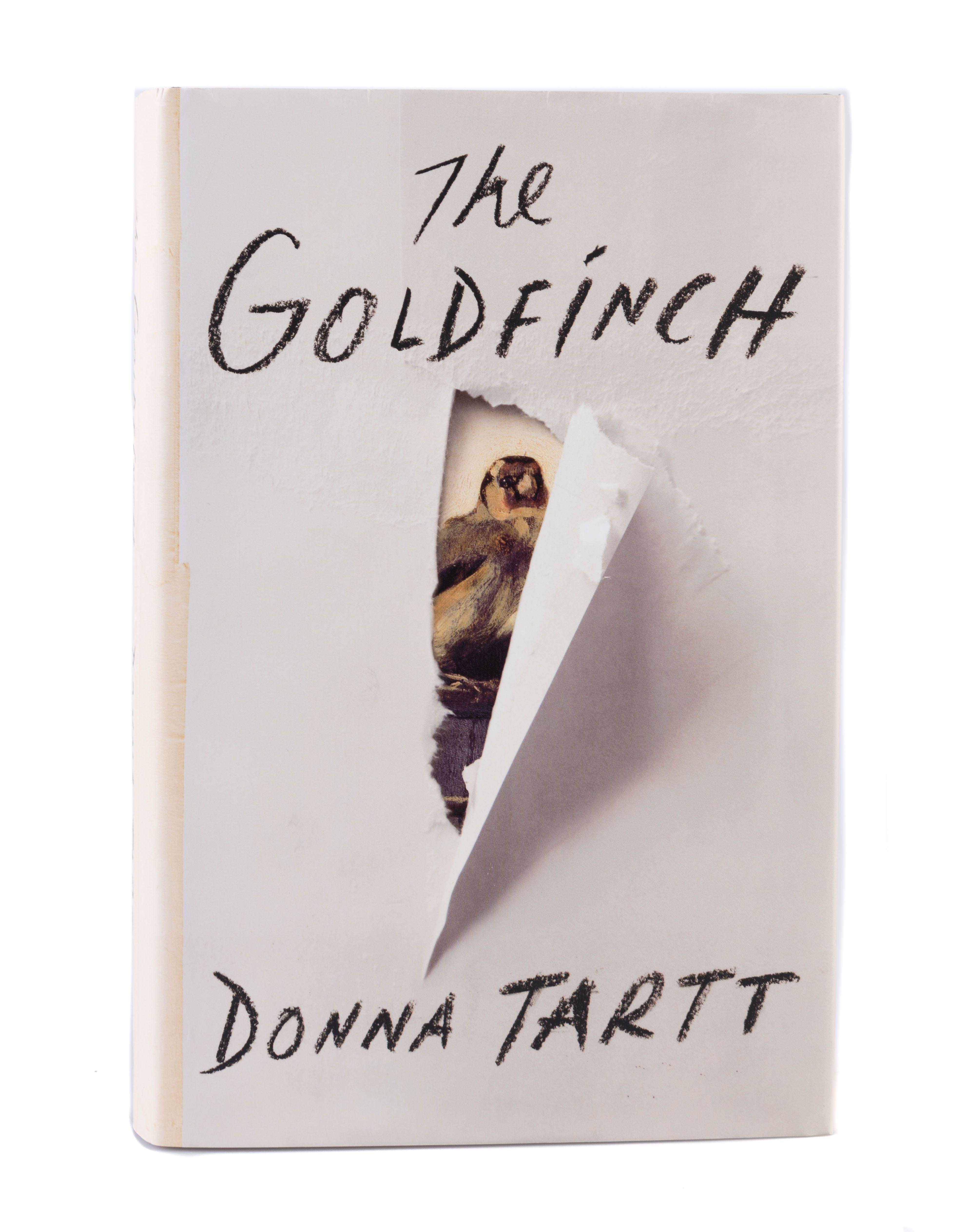 the goldfinch tartt donna