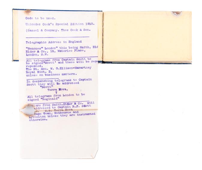 Item : PAM 1910